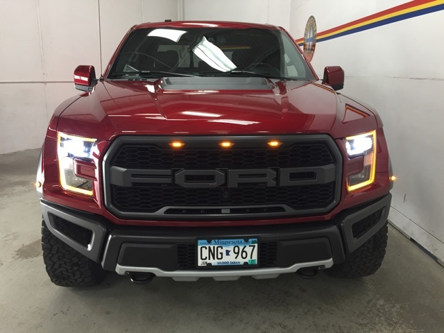 2018 F-150 SuperCrew Cab 4x4, Pickup #F10754A - photo 18