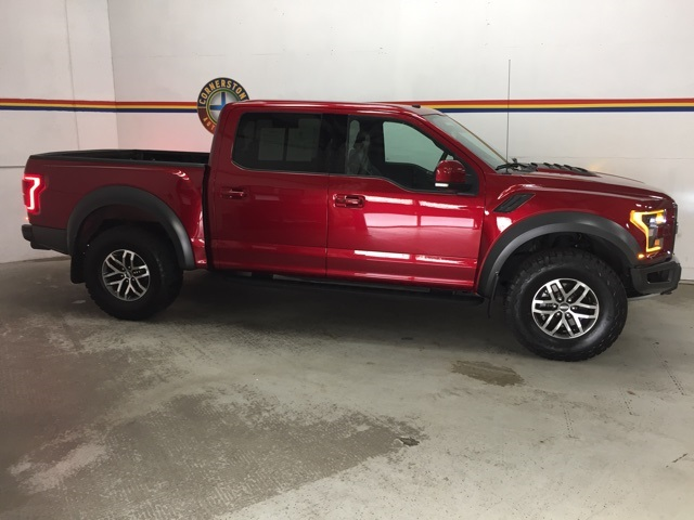 2018 F-150 SuperCrew Cab 4x4, Pickup #F10754A - photo 20