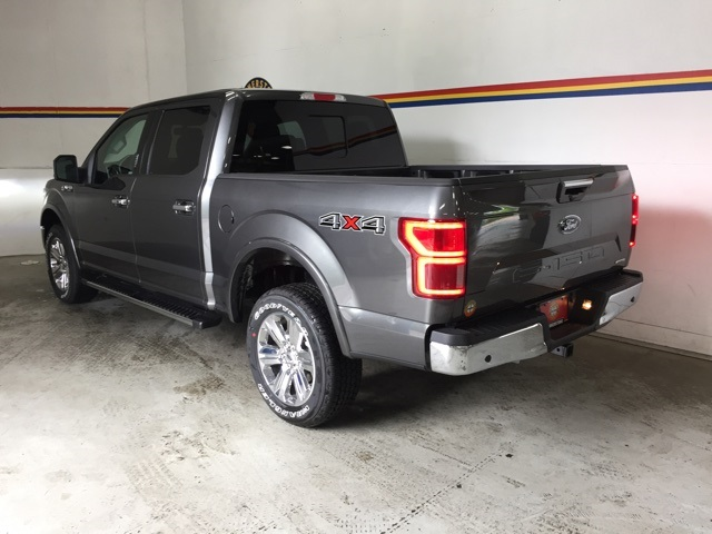 2019 F-150 SuperCrew Cab 4x4,  Pickup #F10792 - photo 2