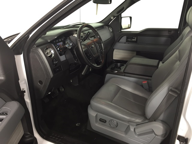 2014 F-150 SuperCrew Cab 4x4, Pickup #F10848A - photo 13