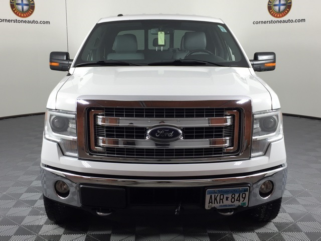 2014 F-150 SuperCrew Cab 4x4, Pickup #F10848A - photo 17