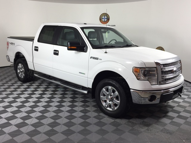 2014 F-150 SuperCrew Cab 4x4, Pickup #F10848A - photo 18