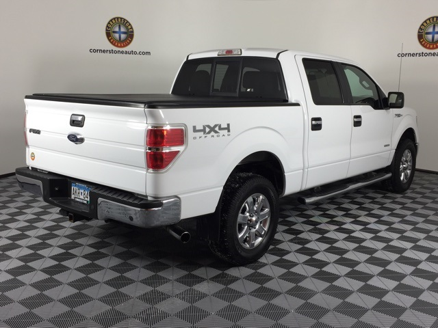 2014 F-150 SuperCrew Cab 4x4, Pickup #F10848A - photo 19