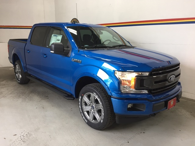 2019 F-150 SuperCrew Cab 4x4, Pickup #F10906 - photo 13