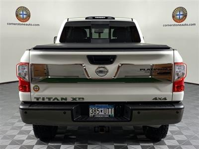2016 Titan XD Crew Cab 4x4, Pickup #F10906A - photo 20