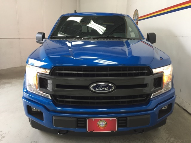 2019 F-150 SuperCrew Cab 4x4, Pickup #F10910 - photo 11