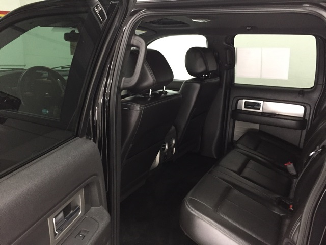 2014 F-150 SuperCrew Cab 4x4, Pickup #F10927A - photo 14