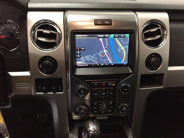2014 F-150 SuperCrew Cab 4x4, Pickup #F10927A - photo 3