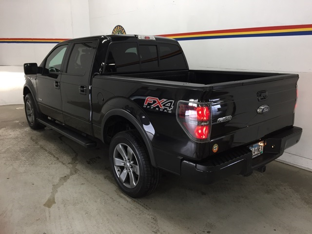 2014 F-150 SuperCrew Cab 4x4, Pickup #F10927A - photo 2