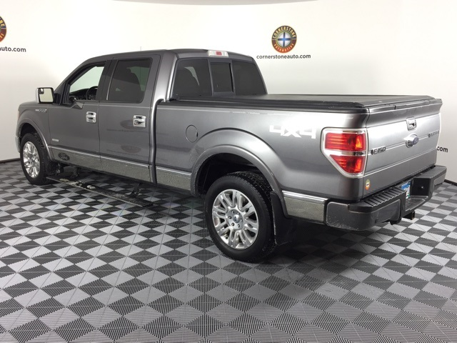 2011 F-150 Super Cab 4x4, Pickup #F10932B - photo 2