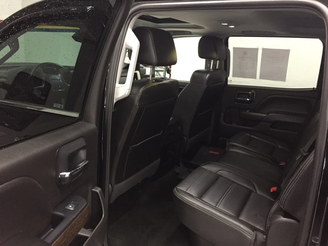 2018 Sierra 3500 Crew Cab 4x4, Pickup #F10954A - photo 14