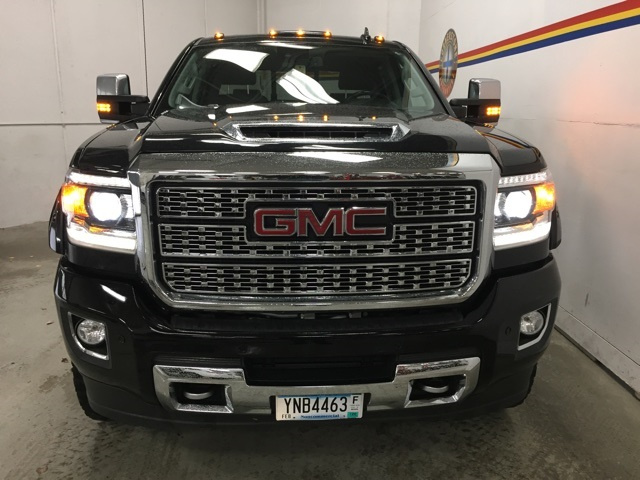 2018 Sierra 3500 Crew Cab 4x4, Pickup #F10954A - photo 18