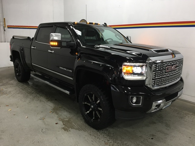 2018 Sierra 3500 Crew Cab 4x4, Pickup #F10954A - photo 19
