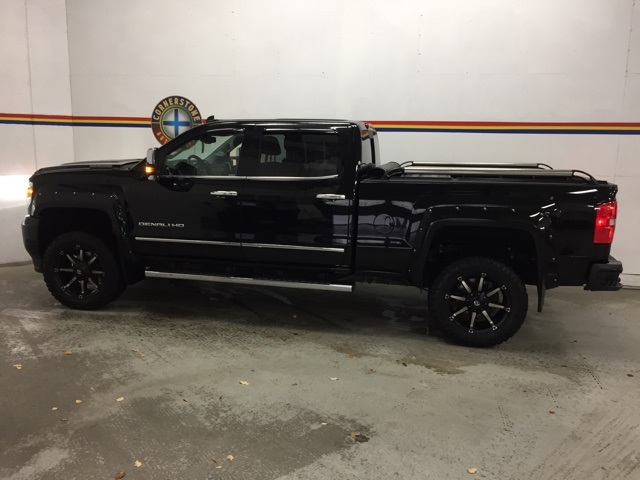 2018 Sierra 3500 Crew Cab 4x4, Pickup #F10954A - photo 21