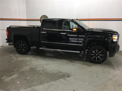 2018 Sierra 3500 Crew Cab 4x4, Pickup #F10954A - photo 20