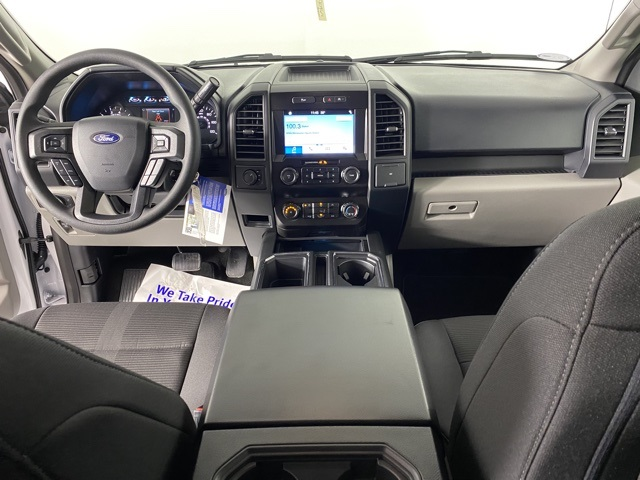 2019 F-150 SuperCrew Cab 4x4, Pickup #F10964 - photo 5