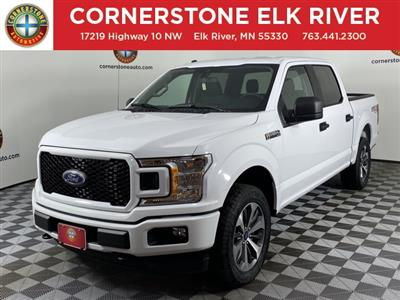 2019 F-150 SuperCrew Cab 4x4, Pickup #F10964 - photo 1