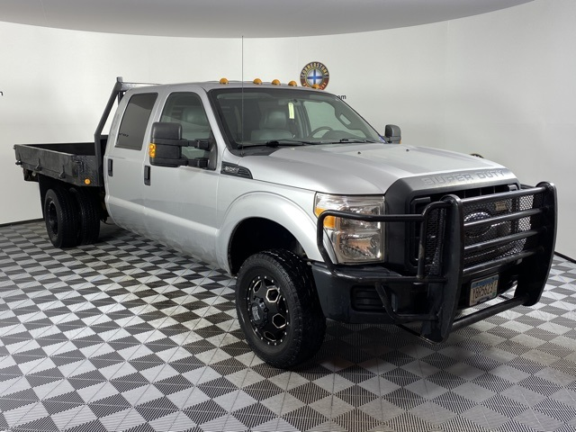 2014 F-350 Crew Cab DRW 4x4, Platform Body #F11038A - photo 15