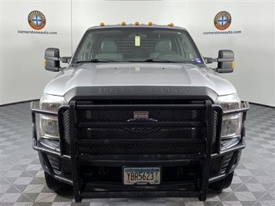 2014 F-350 Crew Cab DRW 4x4, Platform Body #F11038A - photo 14