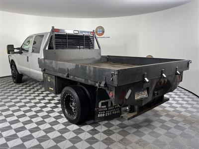 2014 F-350 Crew Cab DRW 4x4, Platform Body #F11038A - photo 2