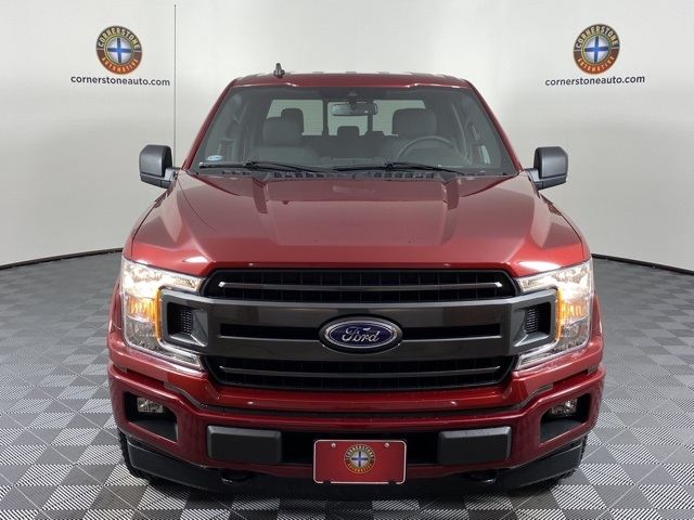 2019 F-150 SuperCrew Cab 4x4, Pickup #F11052 - photo 12