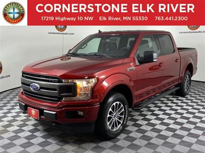 2019 F-150 SuperCrew Cab 4x4, Pickup #F11052 - photo 1