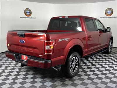 2019 F-150 SuperCrew Cab 4x4, Pickup #F11052 - photo 14