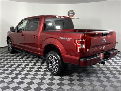 2019 F-150 SuperCrew Cab 4x4, Pickup #F11052 - photo 2