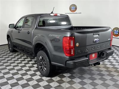 2020 Ranger SuperCrew Cab 4x4, Pickup #F20120 - photo 2