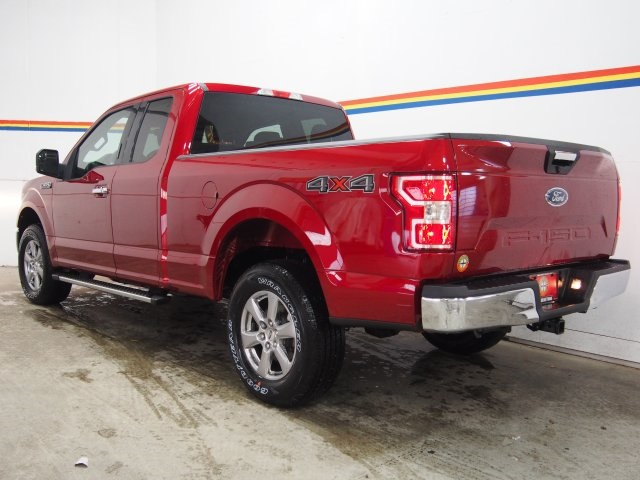 2018 F-150 Super Cab 4x4,  Pickup #F91026 - photo 1