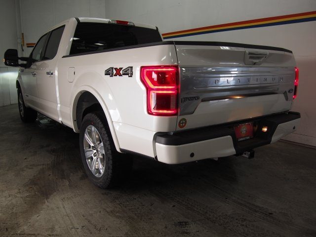 2018 F-150 SuperCrew Cab 4x4,  Pickup #F91077 - photo 2