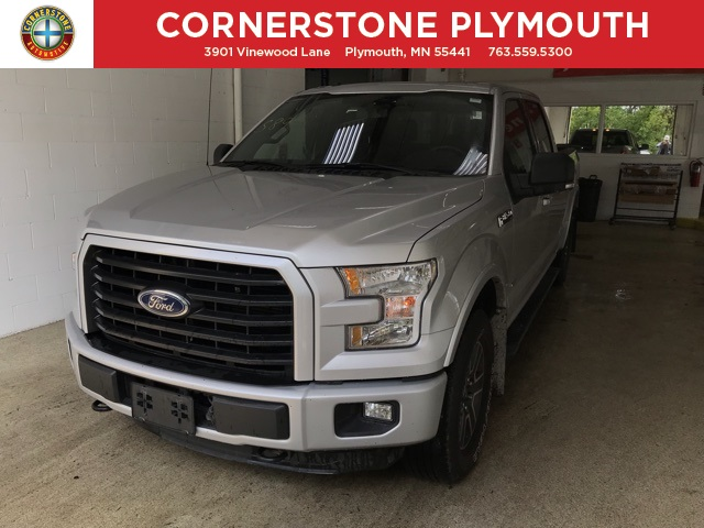 2016 F-150 SuperCrew Cab 4x4,  Pickup #PL5045 - photo 1