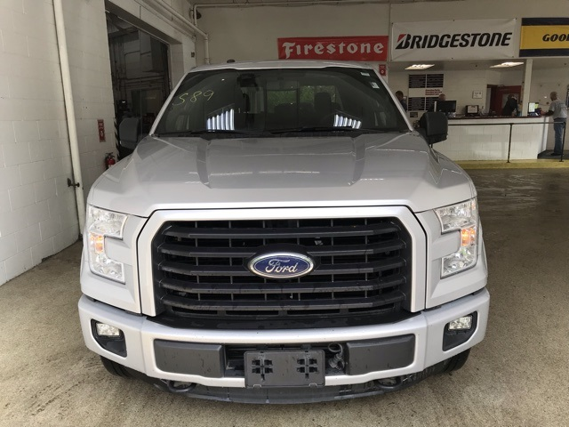 2016 F-150 SuperCrew Cab 4x4,  Pickup #PL5045 - photo 3