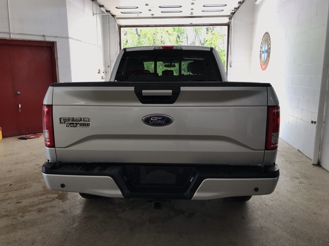 2016 F-150 SuperCrew Cab 4x4,  Pickup #PL5045 - photo 7