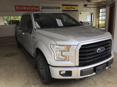 2016 F-150 SuperCrew Cab 4x4,  Pickup #PL5045 - photo 4