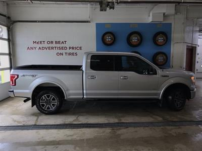 2016 F-150 SuperCrew Cab 4x4,  Pickup #PL5045 - photo 5