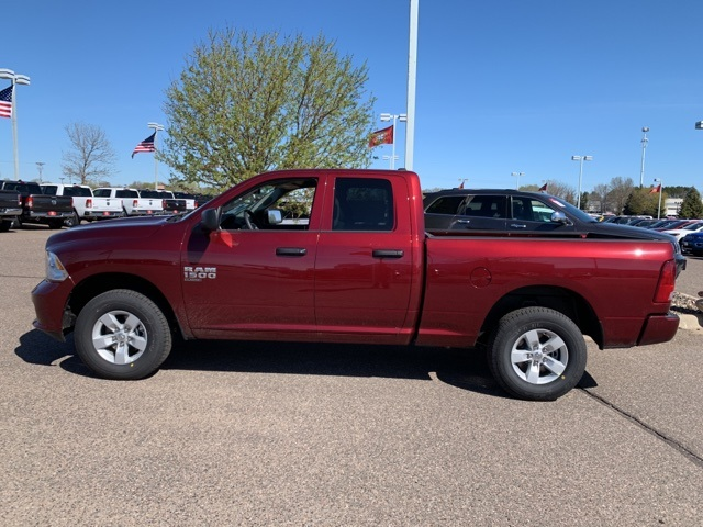 2019 Ram 1500 Quad Cab 4x4,  Pickup #C70628 - photo 3