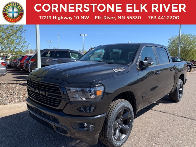 2019 Ram 1500 Crew Cab 4x4,  Pickup #C70632 - photo 1