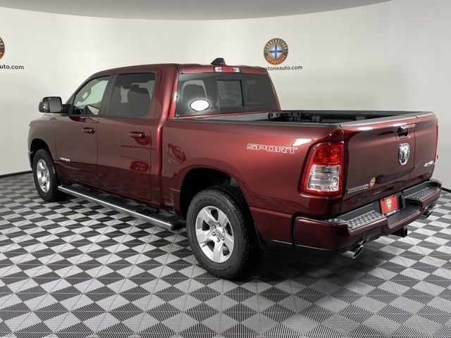 2020 Ram 1500 Crew Cab 4x4, Pickup #C80109 - photo 1