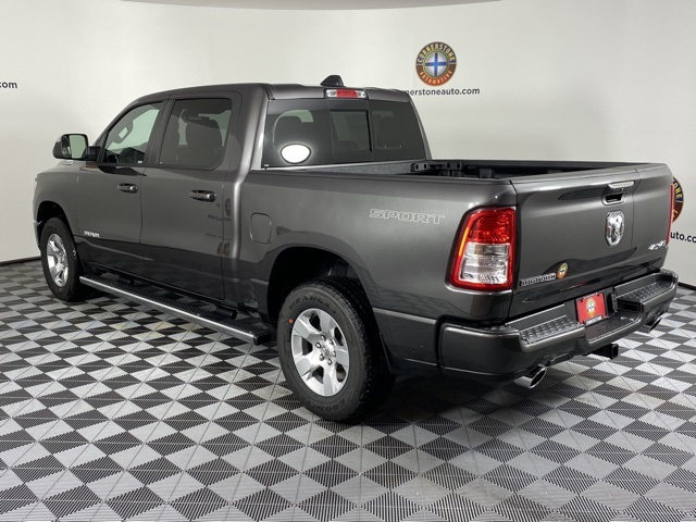 2020 Ram 1500 Crew Cab 4x4, Pickup #C80110 - photo 1