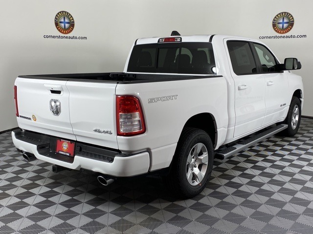 2020 Ram 1500 Crew Cab 4x4, Pickup #C80111 - photo 14