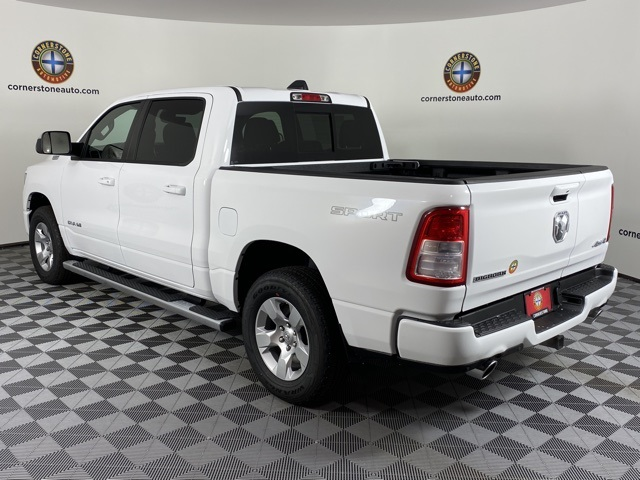 2020 Ram 1500 Crew Cab 4x4, Pickup #C80111 - photo 2