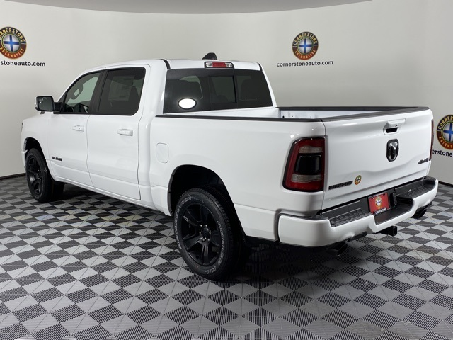 2020 Ram 1500 Crew Cab 4x4, Pickup #C80177 - photo 1