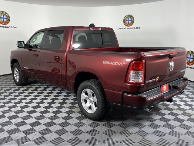 2020 Ram 1500 Crew Cab 4x4, Pickup #C80203 - photo 1