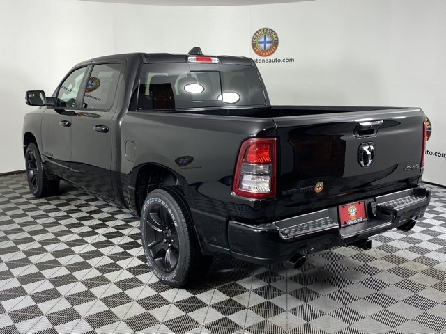 2020 Ram 1500 Crew Cab 4x4, Pickup #C80288 - photo 1