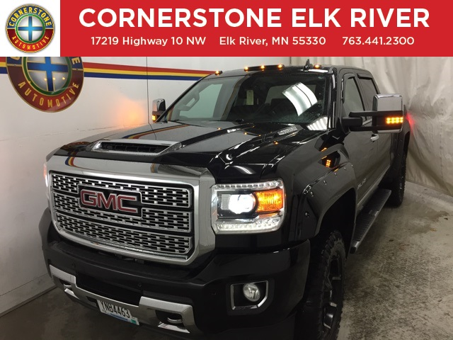 2018 GMC Sierra 3500 Crew Cab 4x4, Pickup #F10954A - photo 1