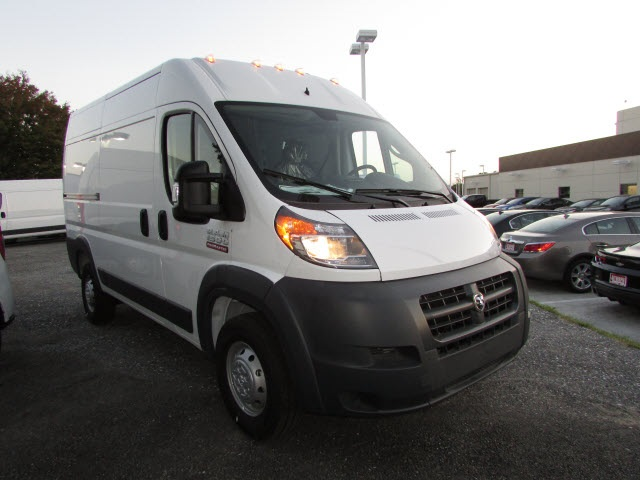 2018 ProMaster 1500 High Roof, Cargo Van #42100449 - photo 3