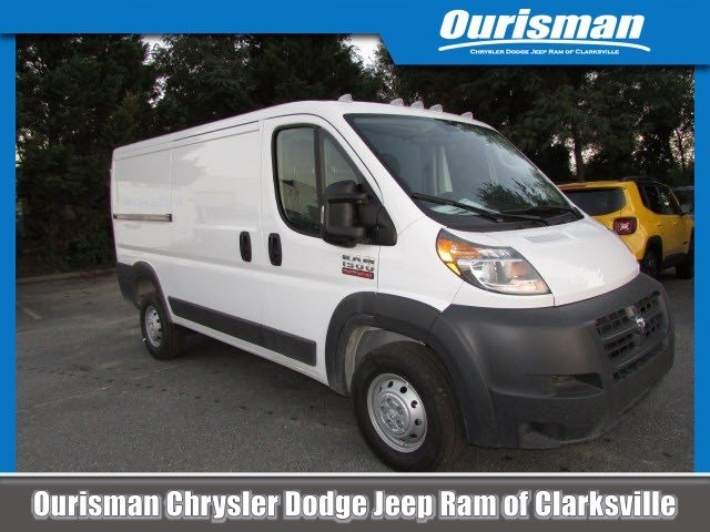 2018 ProMaster 1500 Standard Roof FWD,  Empty Cargo Van #42100451 - photo 3