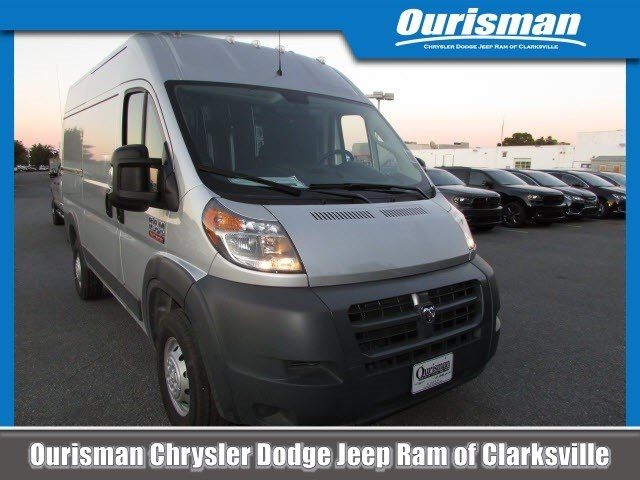 2018 ProMaster 1500 High Roof FWD,  Empty Cargo Van #42107634 - photo 3