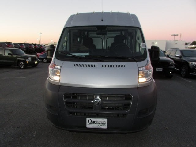2018 ProMaster 1500 High Roof FWD,  Empty Cargo Van #42107634 - photo 10